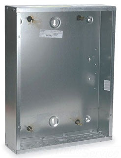 Square D MH38: 225A Main Lug Interior Panel Board Enclosure