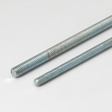 "B Line Zinc Plated Steel 1/4 -20 X 120"" All Threaded Rod"