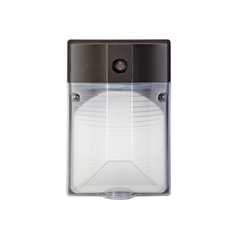 Core Products 17W MAN DOOR WALL PACK - w/PHOTOCELL
