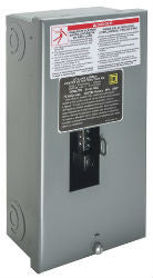 Square D QO2L70S:  70A 1PHASE 120/240 VAC LOAD CENTER