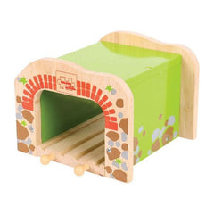 Buy Bigjigs Double Tunnel online at When I Was a Kid. Free Delivery on all orders over £30. - 2