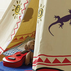 Buy this Wigwam Play Tent for Children online at When I Was a Kid. Free Delivery on all orders over £30. - 2
