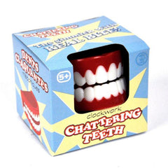 Buy Clockwork Chattering Teeth Toy online at When I Was a Kid. Free Delivery on all orders over £30. - 3