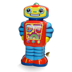 Buy Cosmo Tin Robot online at When I Was a Kid. Free Delivery on all orders over £30. - 3