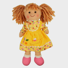 Buy Daisy, our Traditional Rag Doll online at When I Was a Kid. Free Delivery on all orders over £30. - 2