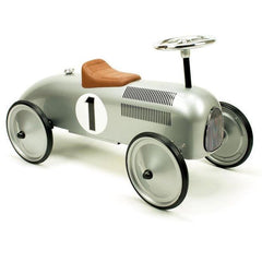 Buy Kids Ride on Car - Sleek Silver online at When I Was a Kid. Free Delivery on all orders over £30. - 1
