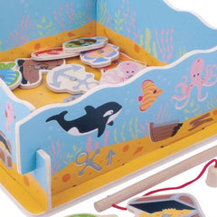 Buy Magnetic Fishing Game With Base online at When I Was a Kid. Free Delivery on all orders over £30. - 2