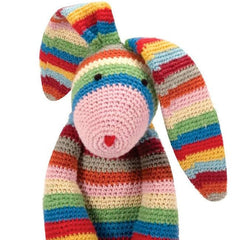 Buy Stripes the Bunny online at When I Was a Kid. Free Delivery on all orders over £30. - 2