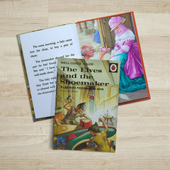 Ladybird The Elves & the Shoemaker