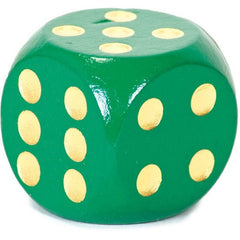 Buy Large Wooden Dice online at When I Was a Kid. Free Delivery on all orders over £30. - 2