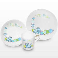 Boys Breakfast Set