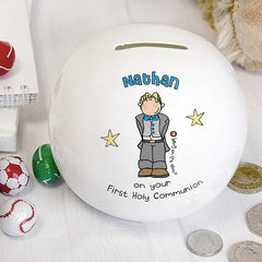 First Holy Communion Money Box