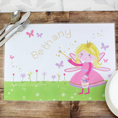 Girls Placemat