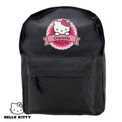 Hello Kitty Floral Backpack