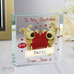 Boofle Shared Heart Crystal Token
