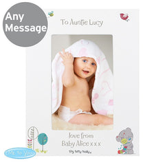 Tiny Tatty Teddy Cuddle Bug Photo Frame