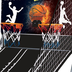 Shootout Hoops Basketball