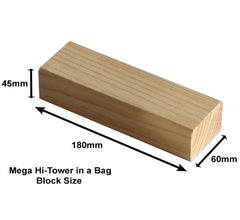 Mega High Tower in a Bag