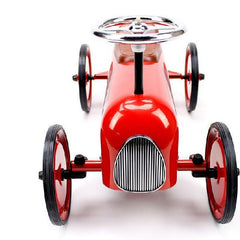 Buy this Kids Ride On Car - Blazing Red online at When I Was a Kid. Free Delivery on all orders over £30.