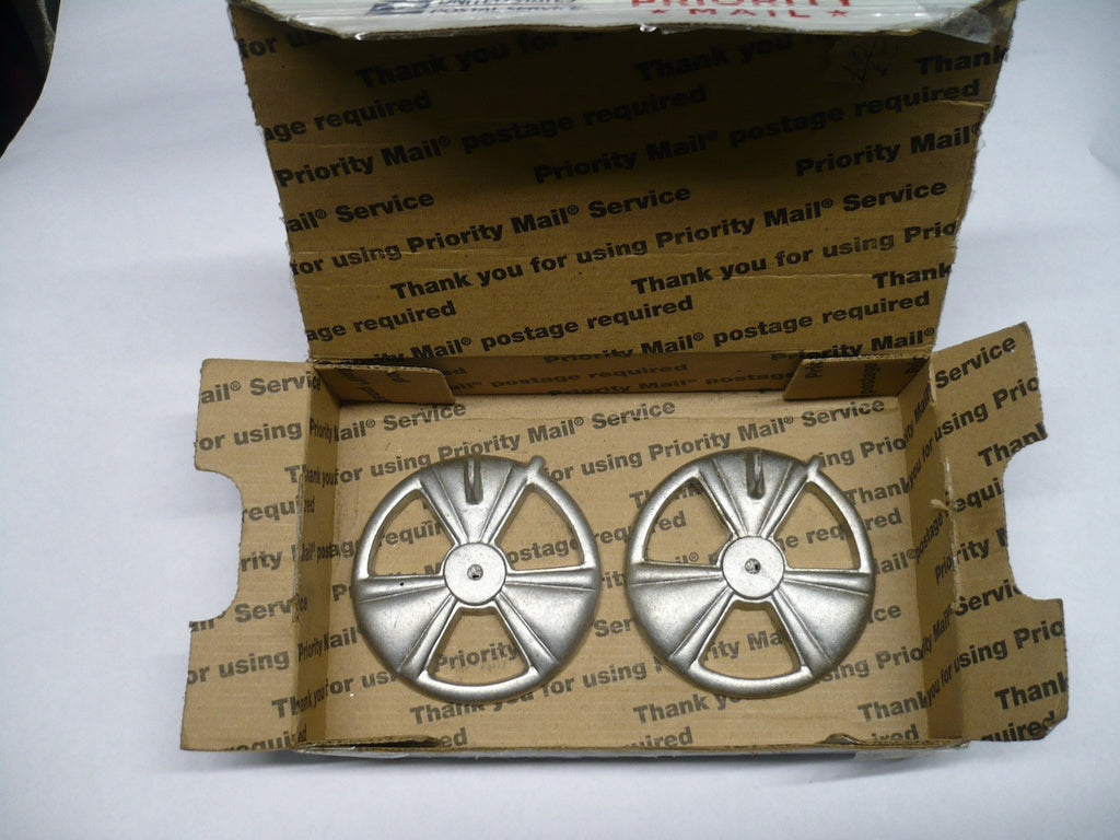 "3  11/16"" Draft Knob pair kit"