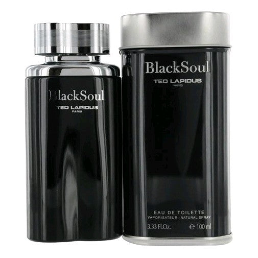 Black Soul by Ted Lapidus 3.3 oz EDT for men