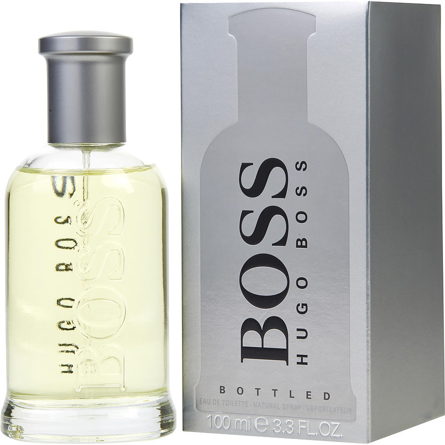 Boss Bottled (#6) 3.4 oz EDT for men