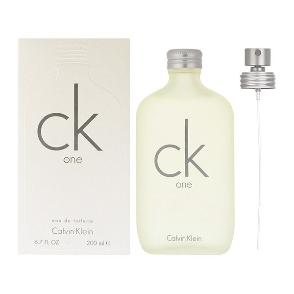 CK One 6.7 oz EDT for Unisex