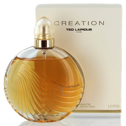 Creation 3.3 oz EDT for women