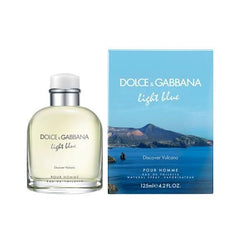 Dolce & Gabbana Light Blue Discover Vulcano EDT 4.2 oz for men