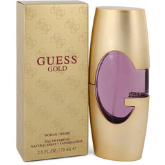Guess Gold 2.5 oz EDP for women