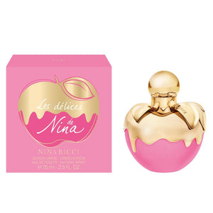 Les Delices de Nina 2.5 oz EDT for women