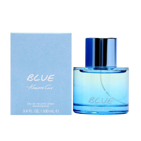 Kenneth Cole Blue 3.4 oz EDT for men