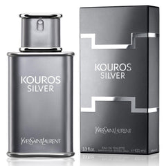 Kouros Silver 3.3 oz EDT for men - filthyfragrance  - 1