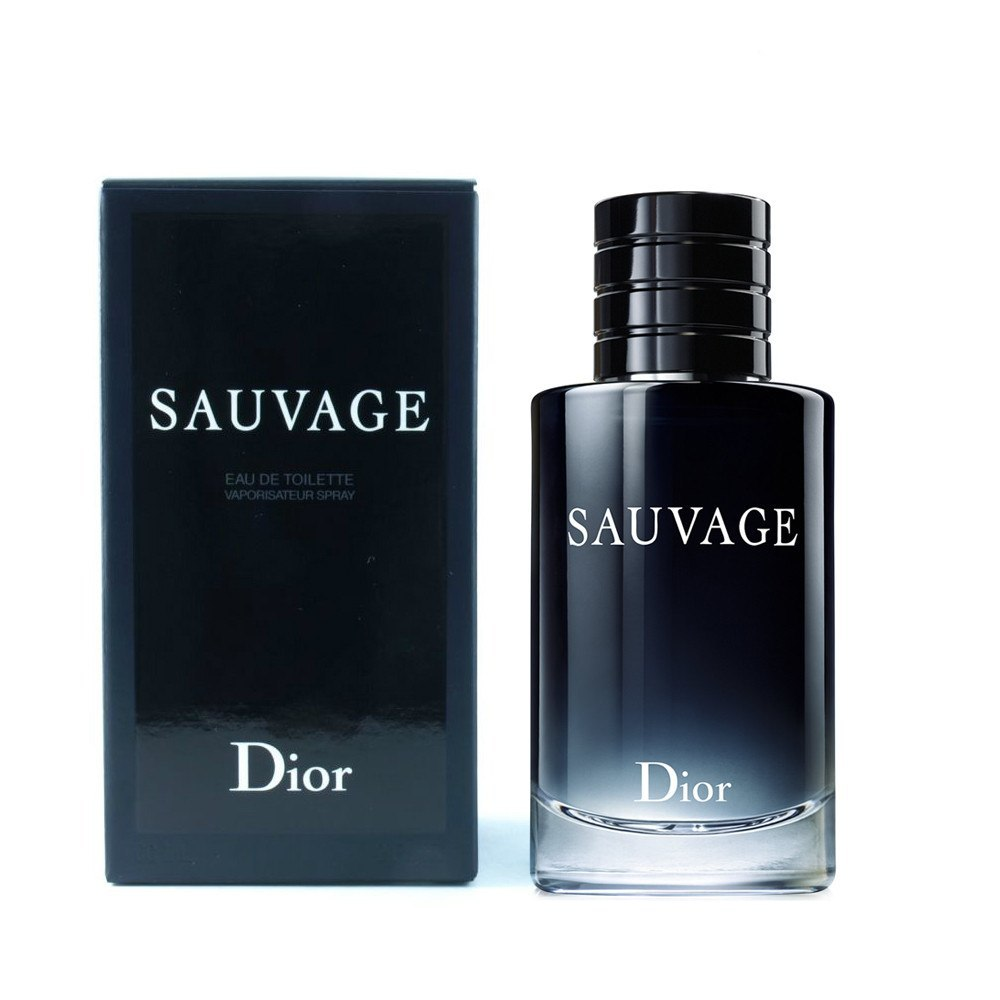 Christian Dior Dior Sauvage Cologne 3.4 Oz Edt For Men - SAUBD34SM