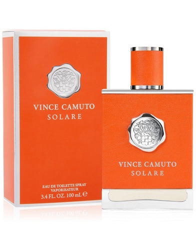 Solare 3.4 oz EDT for men