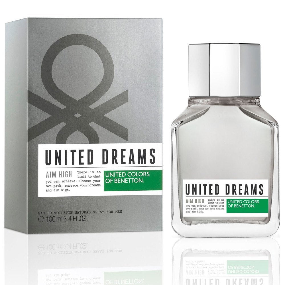 United Dreams Aim High 3.4 oz EDT for men - filthyfragrance  - 1