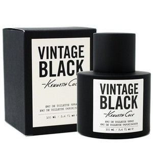 MENS FRAGRANCES - Vintage Black 3.4 Oz EDT Men
