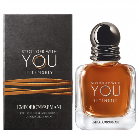 Armani Stronger With You Intensely 3.4 oz EDP for men