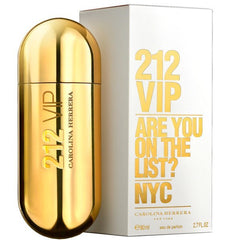 212 VIP 2.7 oz EDP for women, WOMENS FRAGRANCES, CAROLINA HERRERA- filthyfragrance