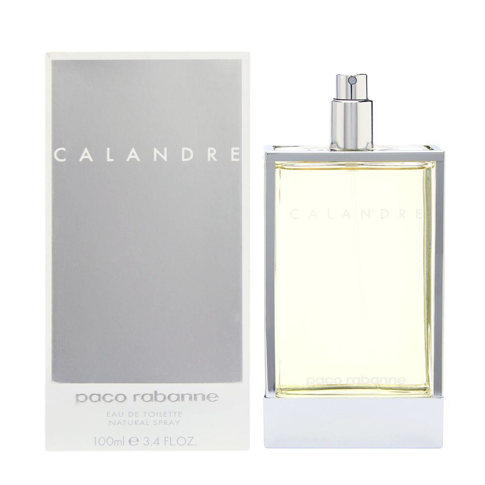 Calandre 3.4 oz EDT for women - filthyfragrance