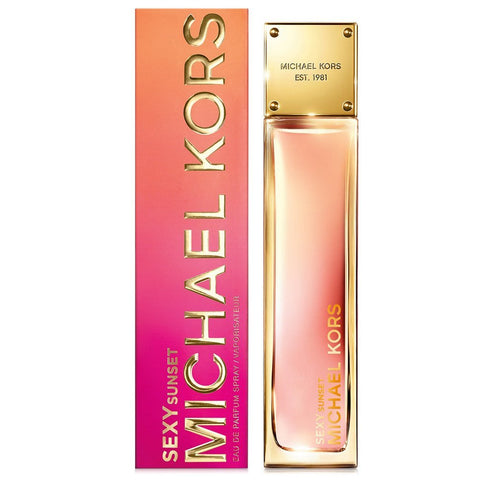 Michael Kors Sexy Sunset 3.4 oz EDP for women - filthyfragrance  - 1