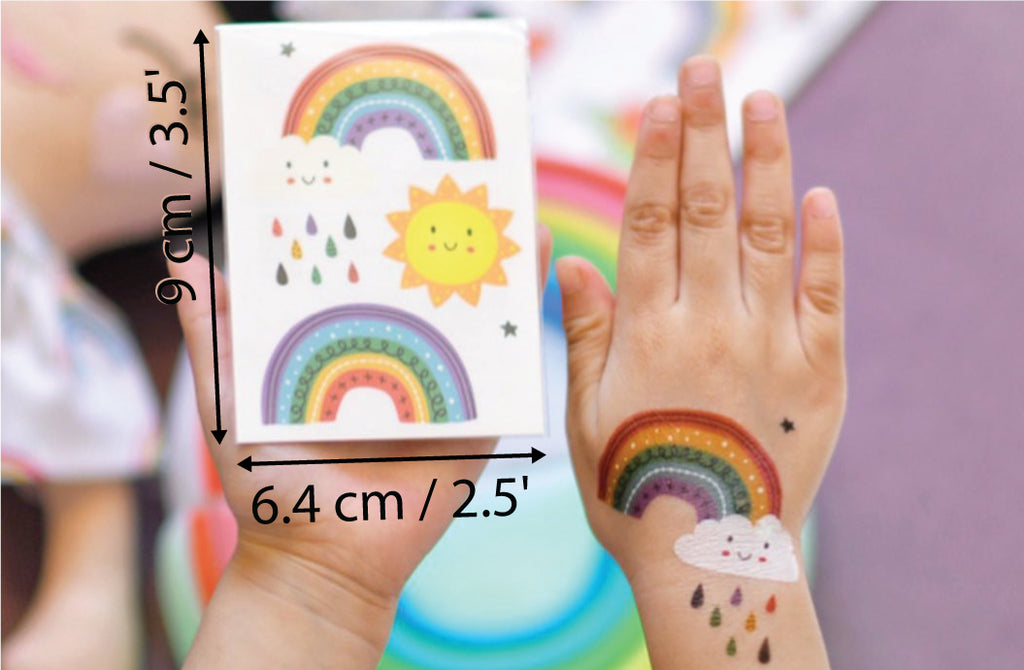 Tattoo size