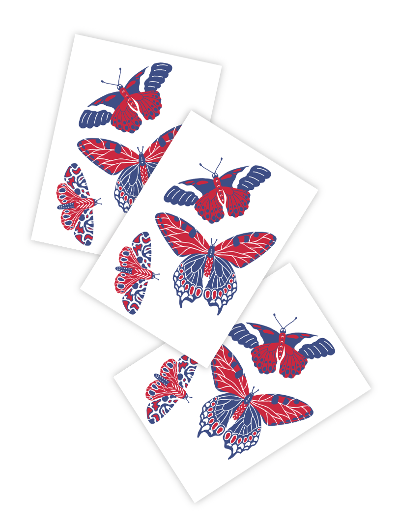 USA Butterflies