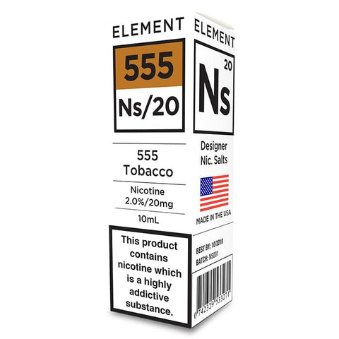 555 Tobacco NS/20 Series
