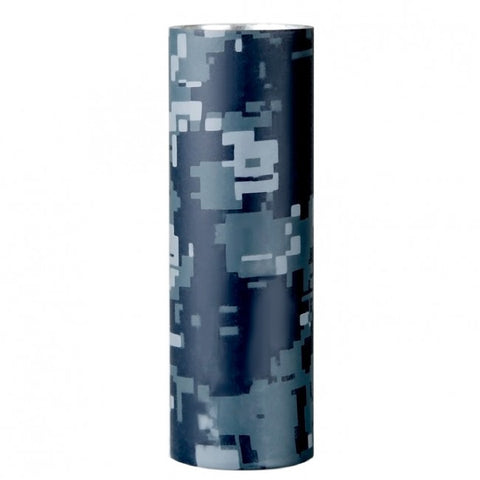 Blue Digi Camo Sleeve For Limitless Mod - Gorilla Vapes - Limitless Sleeves - Limitless Mod Co -