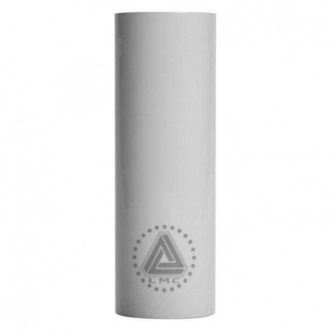 White Sleeve For Limitless Mod - Gorilla Vapes - Limitless Sleeves - Limitless Mod Co -