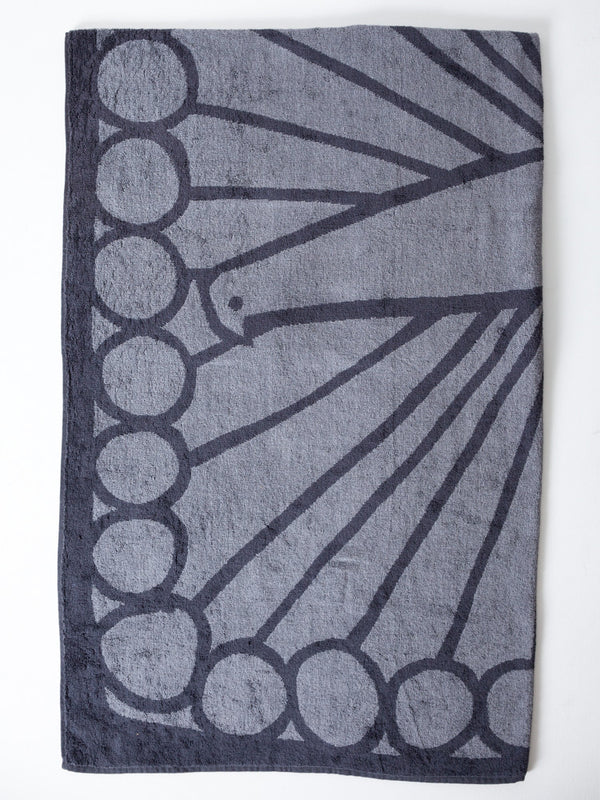 Animal Towel, Peacock