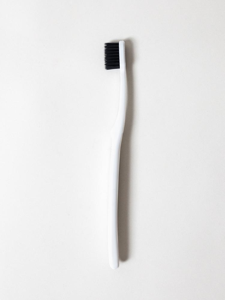 Binchotan Charcoal Toothbrush - Soft Bristles