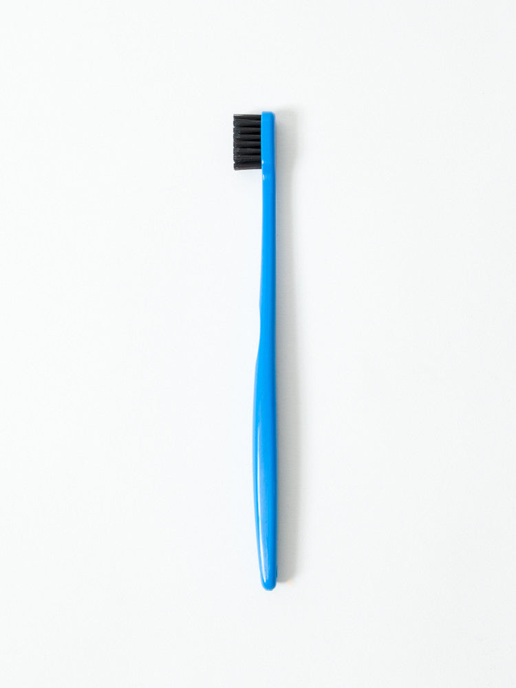 Binchotan Charcoal Toothbrush - Standard, Blue