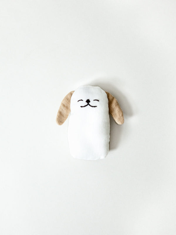 Mini Plush Toy - Dog